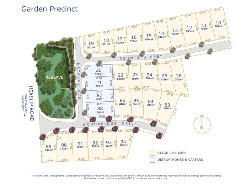 Lot 14 Ashwin Street, Angle Vale - Land for Sale in Angle Vale