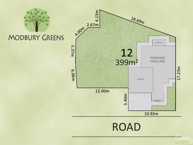 Lot 12 Cooke Street, Modbury - Land for Sale in Modbury