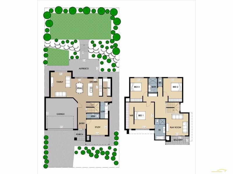 Lot 271 Heysen Boulevard, Mount Barker - House & Land for Sale in Mount Barker