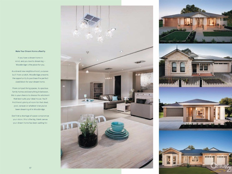 Lot 94 Woodbridge Drive, Angle Vale - Land for Sale in Angle Vale