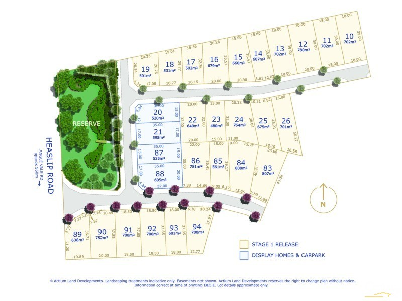 Lot 25 Ashwin Street, Angle Vale - Land for Sale in Angle Vale