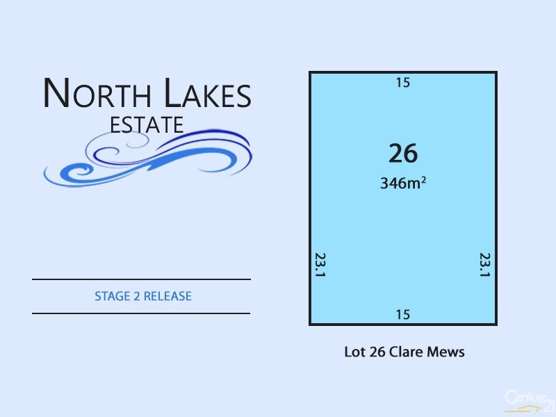 Lot 26 Clare Mews, Munno Para West - Land for Sale in Munno Para West