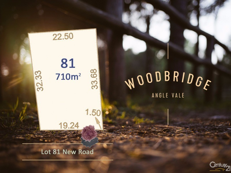 Lot 81 Woodbridge Drive, Angle Vale - Land for Sale in Angle Vale