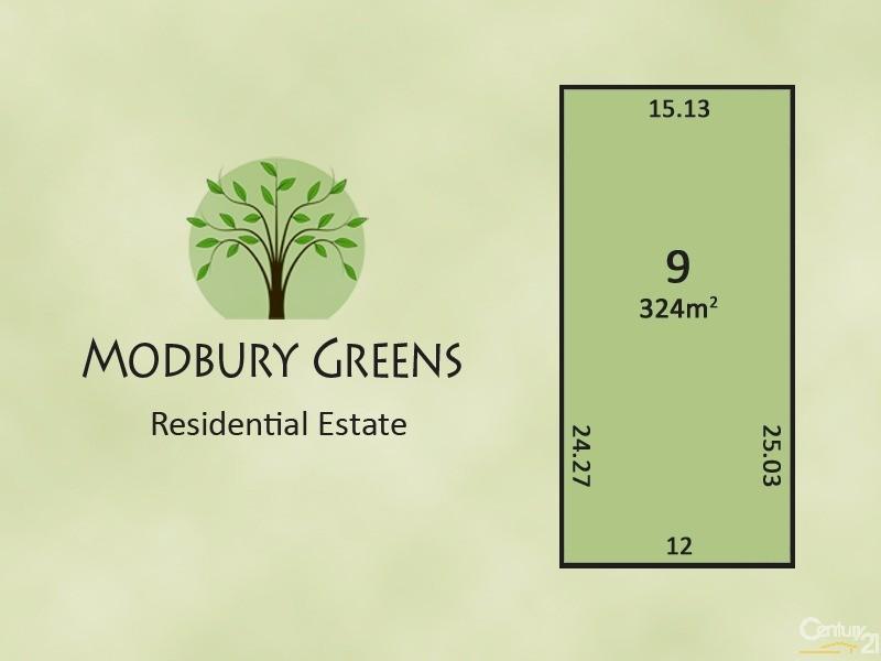 Lot 9 Cooke Street, Modbury - Land for Sale in Modbury