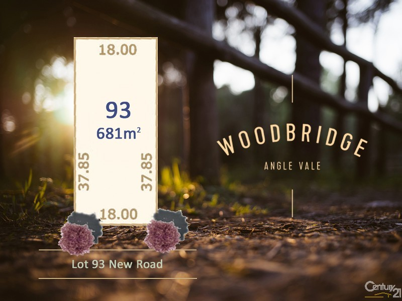 Lot 93 Woodbridge Drive, Angle Vale - Land for Sale in Angle Vale
