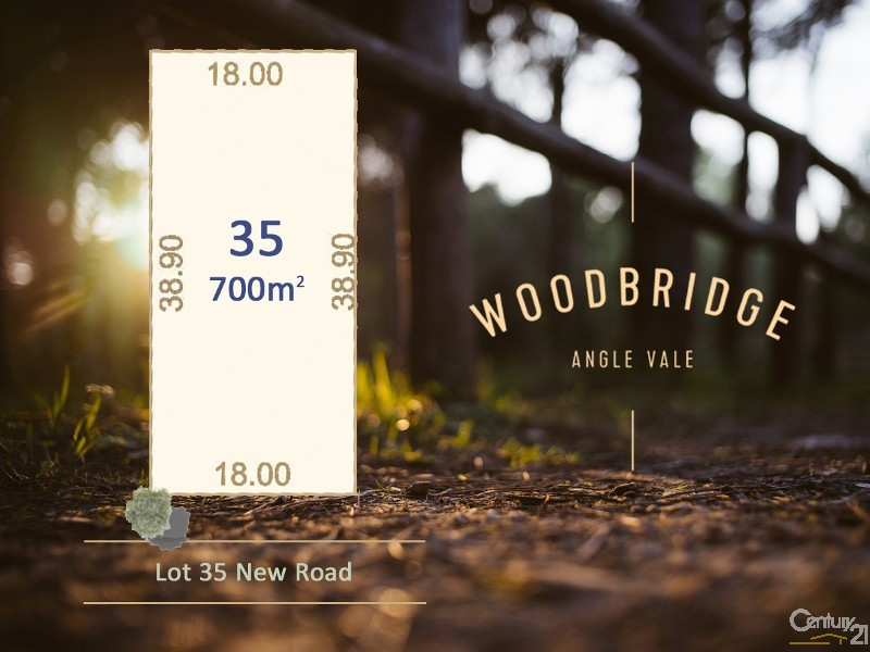 Lot 35 Dana Street, Angle Vale - Land for Sale in Angle Vale