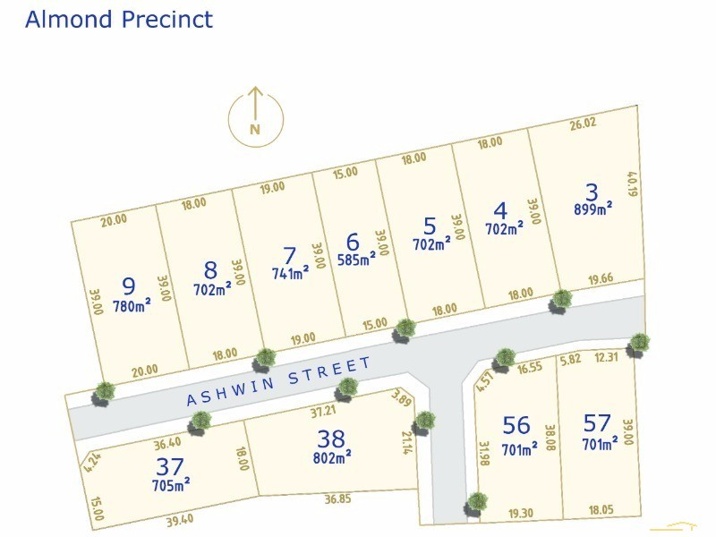 Lot 3 Ashwin Street, Angle Vale - Land for Sale in Angle Vale