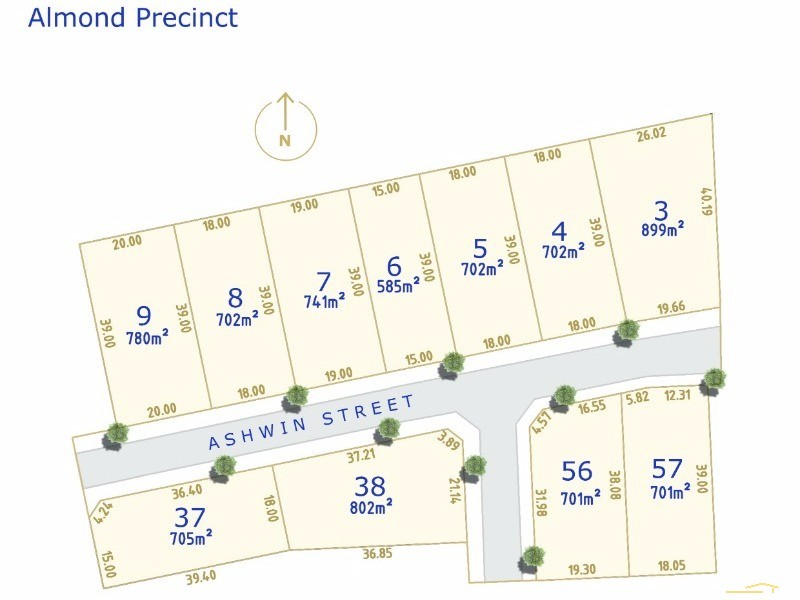 Lot 6 Ashwin Street, Angle Vale - Land for Sale in Angle Vale