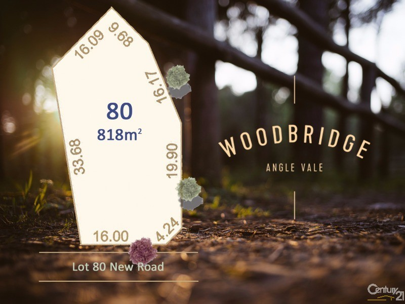 Lot 80 Woodbridge Drive, Angle Vale - Land for Sale in Angle Vale
