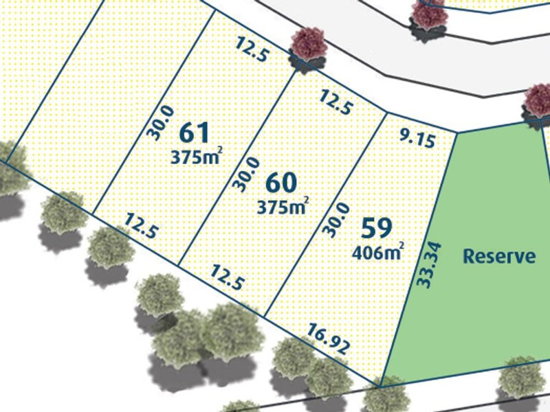 Lot 61 Rita Drive, Paralowie - Land for Sale in Paralowie