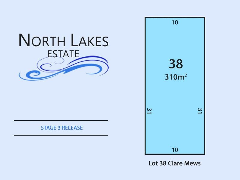 Lot 38 Clare Mews, Munno Para West - Land for Sale in Munno Para West
