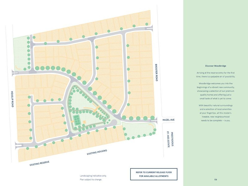 Lot 82 Woodbridge Drive, Angle Vale - Land for Sale in Angle Vale