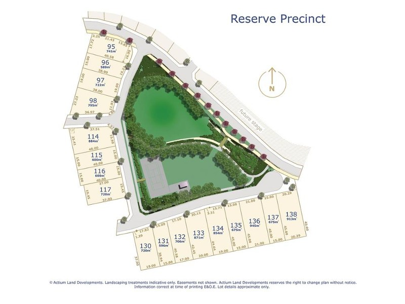 Lot 116 Carmela Avenue, Angle Vale - Land for Sale in Angle Vale