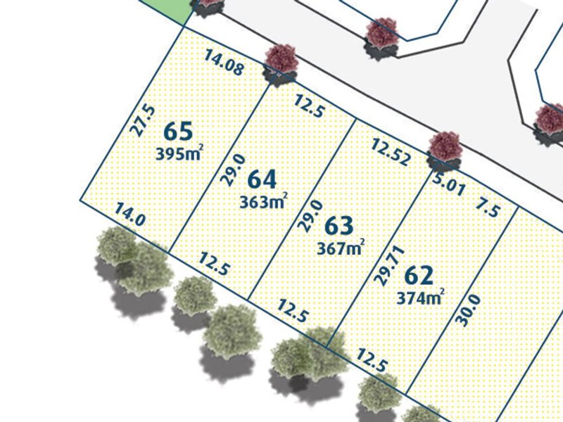Lot 62 Rita Drive, Paralowie - Land for Sale in Paralowie