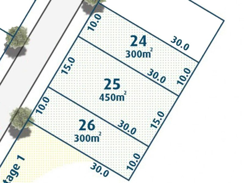 Lot 25 Louis Court, Paralowie - Land for Sale in Paralowie