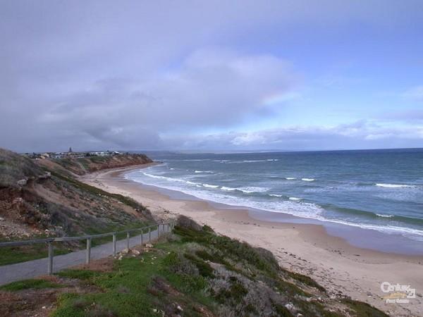 Beach opposite-