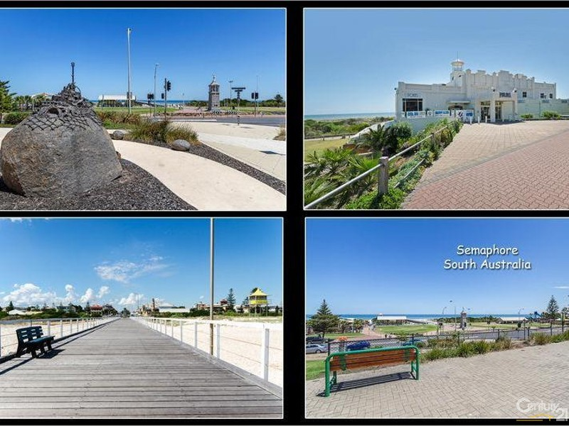 8 Newman Street, Semaphore - Holiday Apartment Rental in Semaphore