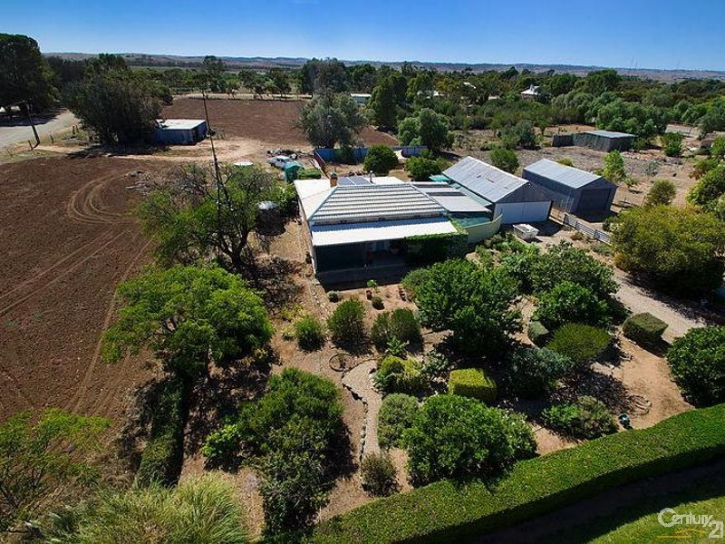 Ariel view of land - 3 Hawker Street, Yacka - House for Sale in Yacka