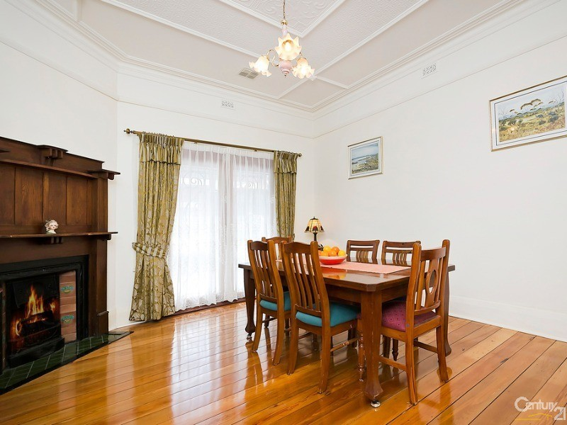 Magnificent room with double doors to West, splendid Rymill wooden polished floors - 10 Harrold Street, Largs Bay - House for Sale in Largs Bay