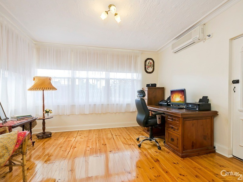 Internal view of study/office with eastern side door to access front north facing private secure garden - 10 Harrold Street, Largs Bay - House for Sale in Largs Bay