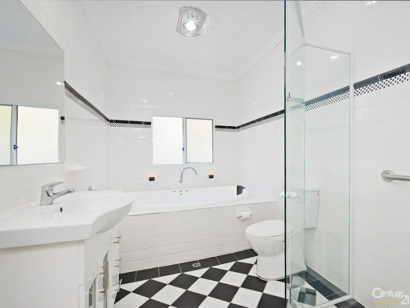 New 2nd bathroom with spa bath w.c. and shower - 10 Harrold Street, Largs Bay - House for Sale in Largs Bay