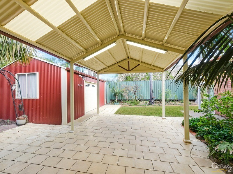 Overed Gable pergola ideal entertaining area - 10 Harrold Street, Largs Bay - House for Sale in Largs Bay