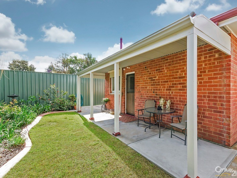 Rear view of granny flat/teenagers retreat with its own verandah - 10 Harrold Street, Largs Bay - House for Sale in Largs Bay
