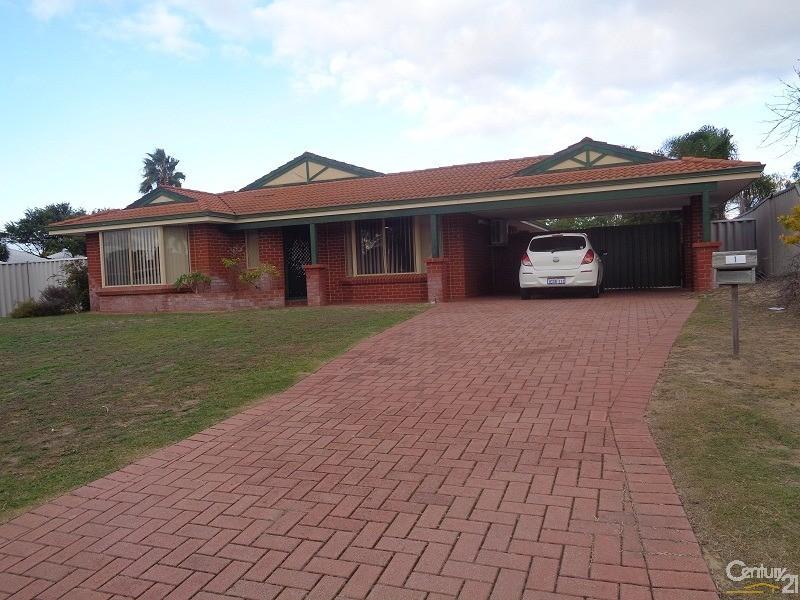 1 Glenroy Gardens, Port Kennedy - House for Rent in Port Kennedy