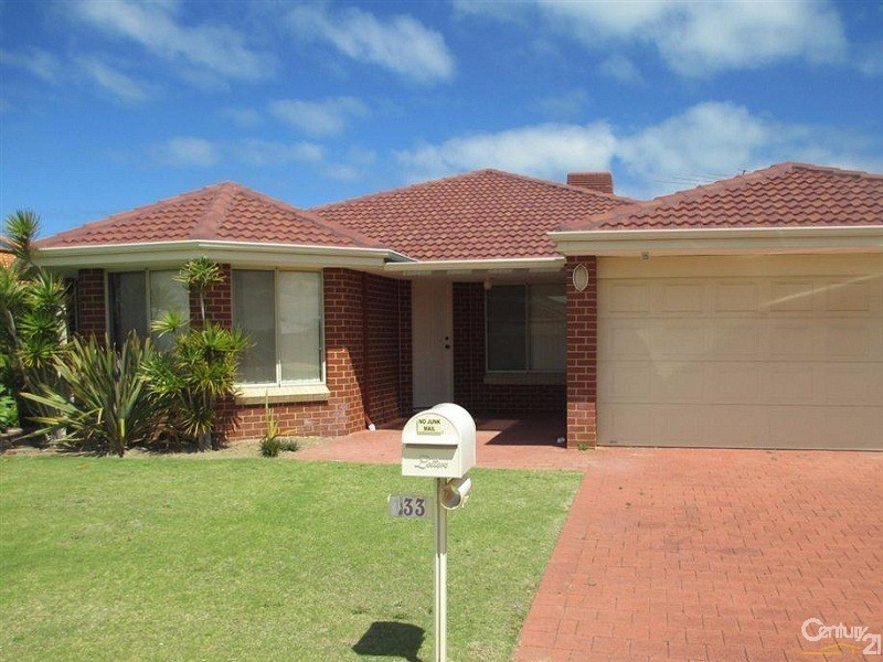 133 Bayside Boulevard, Port Kennedy - House for Rent in Port Kennedy