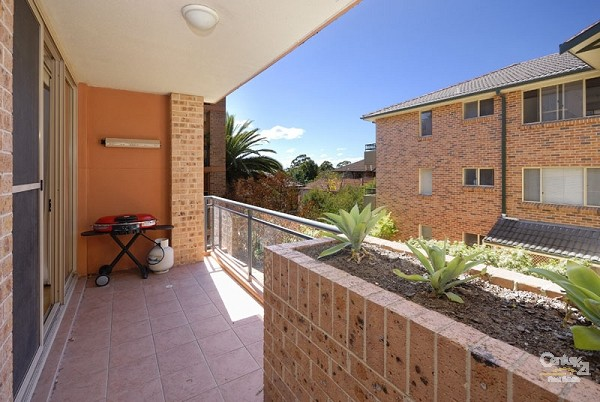 18/17-21 Mansfield Avenue, Caringbah - Unit for Sale in Caringbah