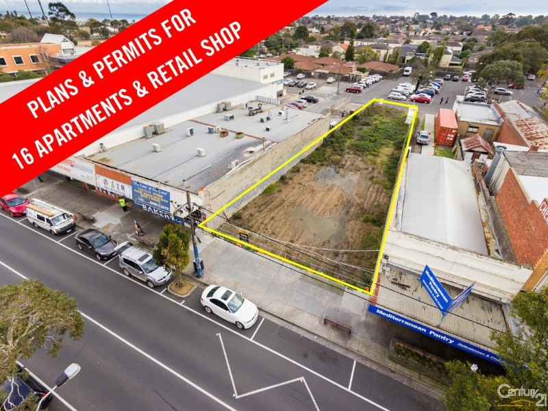 101-103 Mentone Parade, Mentone - Commercial Land/Development Property for Sale in Mentone