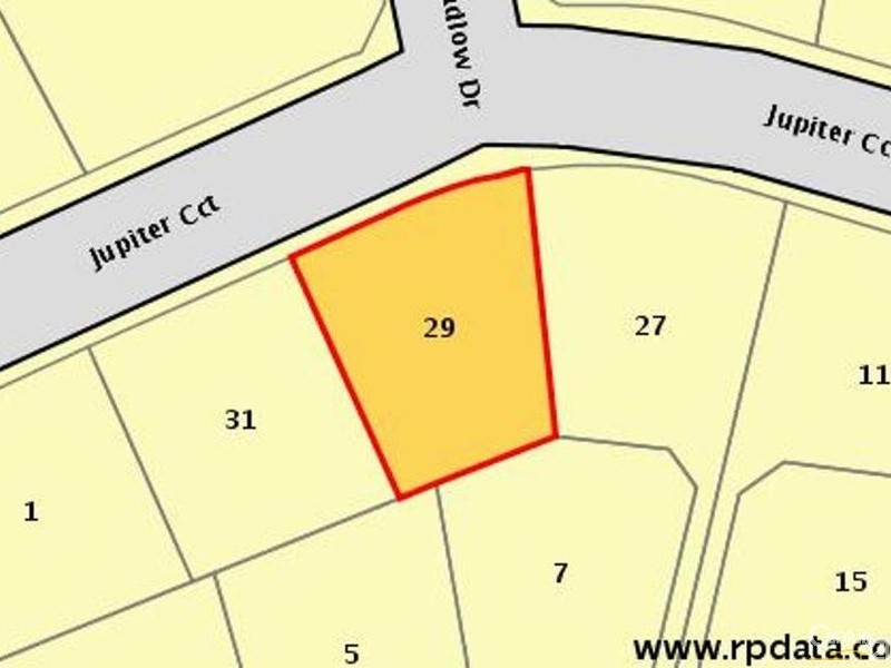 29 Jupiter Circuit, Cameron Park - Land for Sale in Cameron Park