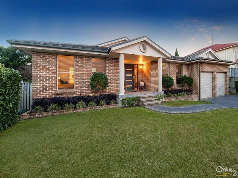 44 Milford Drive, Rouse Hill - House for Sale in Rouse Hill
