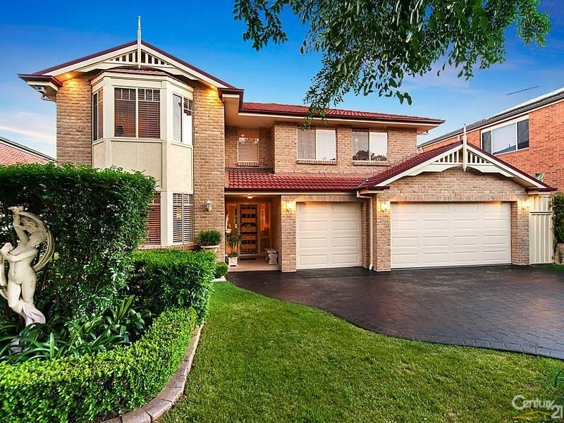 5 Bilyana Place, Rouse Hill - House for Sale in Rouse Hill