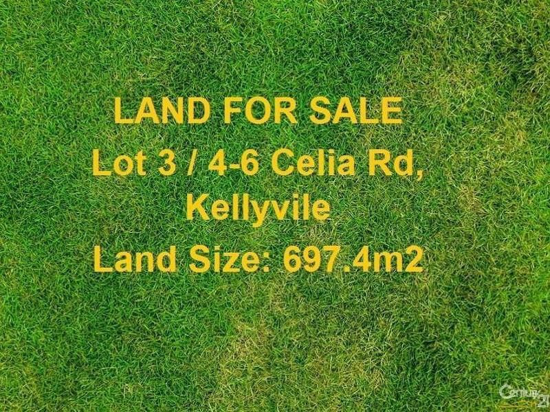 Lot 3/4-6 Celia Road, Kellyville - Land for Sale in Kellyville
