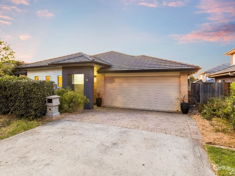 19 Pebble Crescent, The Ponds - House for Sale in The Ponds