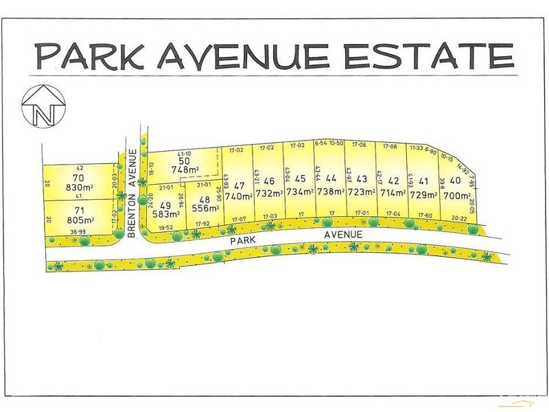 New Release Park Avenue Estate, Echuca - Land for Sale in Echuca