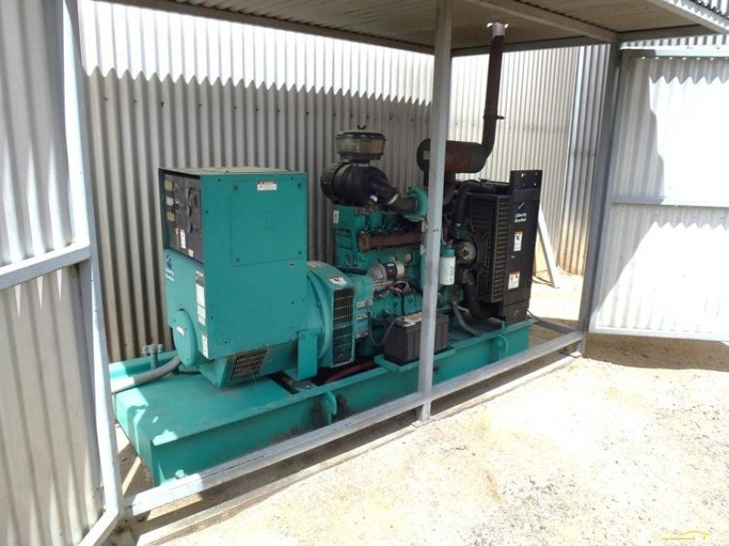 Includes a Cummins 92 kva 3 phase generator. - 0 Superior Seed Co. Barham Rd, Deniliquin - Rural Property for Sale in Deniliquin