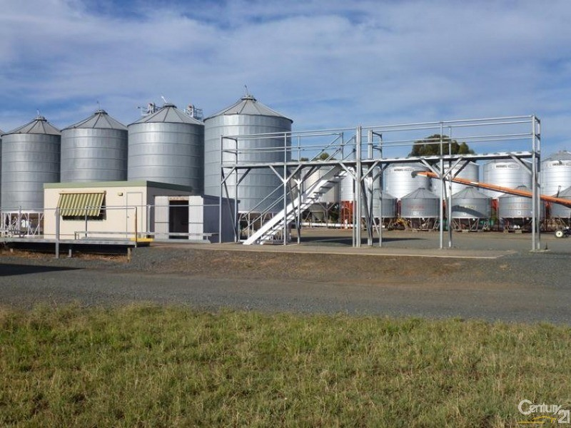 Grain testing office with 30 tonne Weighbridge. - 0 Superior Seed Co. Barham Rd, Deniliquin - Rural Property for Sale in Deniliquin