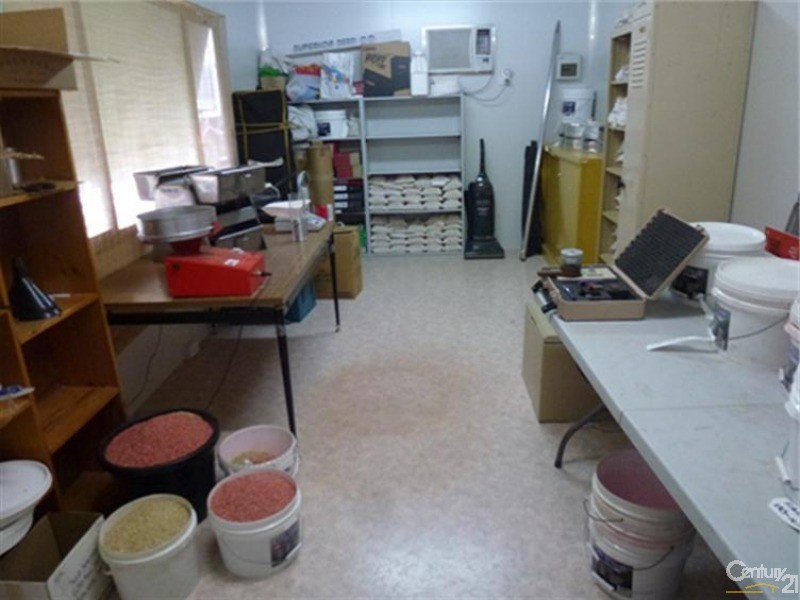 Air conditioned grain testing office. - 0 Superior Seed Co. Barham Rd, Deniliquin - Rural Property for Sale in Deniliquin