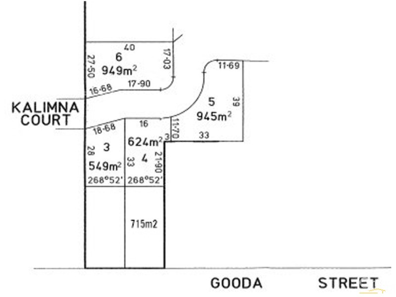 Lot 3 5 6 Kalimna Court, Tongala - Land for Sale in Tongala