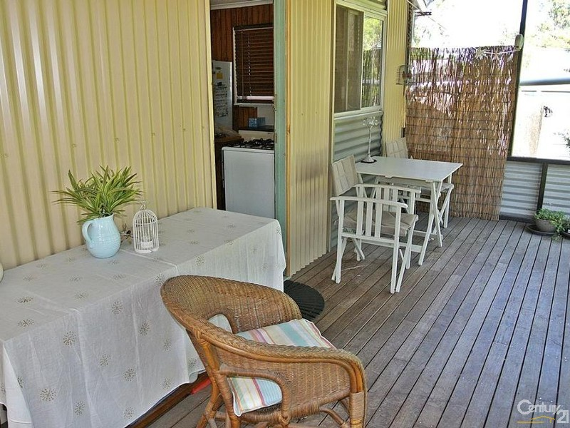 Rear Porch - 7 Central Ave, Bundabah - House for Sale in Bundabah