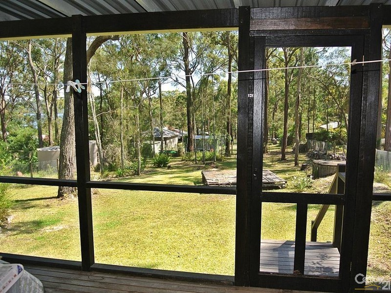 Views from the rear porch - 7 Central Ave, Bundabah - House for Sale in Bundabah