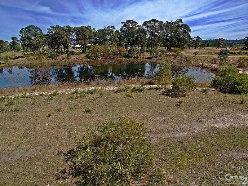Al fresco & living areas overlook the waterway & reserve - 25 Leeward Ct, Tea Gardens - House for Sale in Tea Gardens