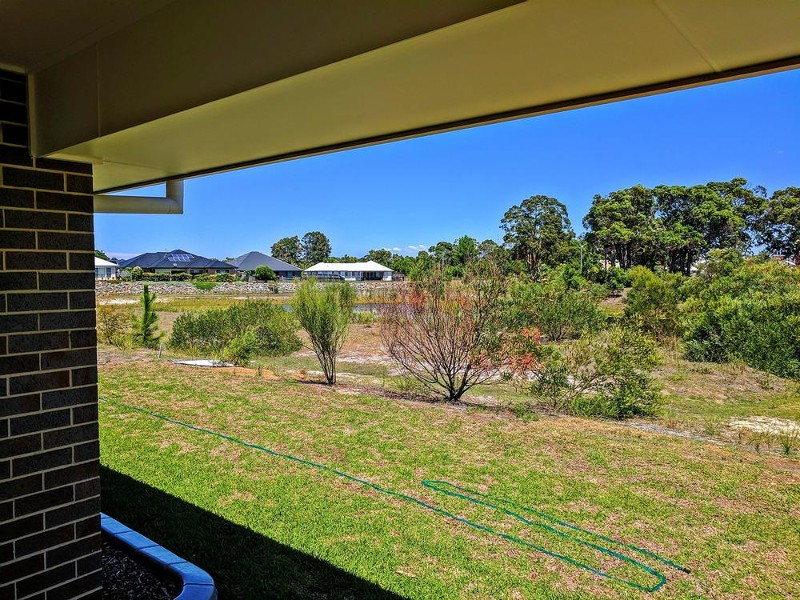 And the outlook simply stunning - 25 Leeward Ct, Tea Gardens - House for Sale in Tea Gardens