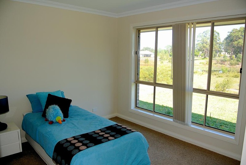Bed 2 with a view - 25 Leeward Ct, Tea Gardens - House for Sale in Tea Gardens