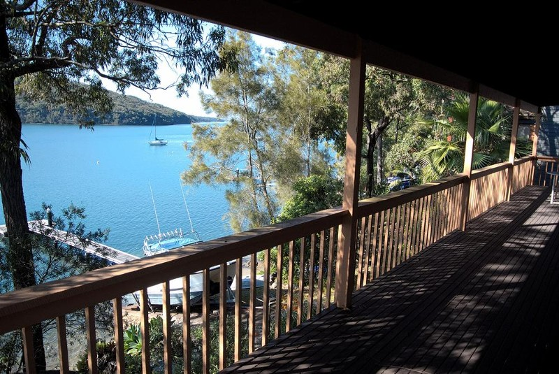 verandah to Port Stephens - 116 Cove Boulevard, North Arm Cove - House for Sale in North Arm Cove