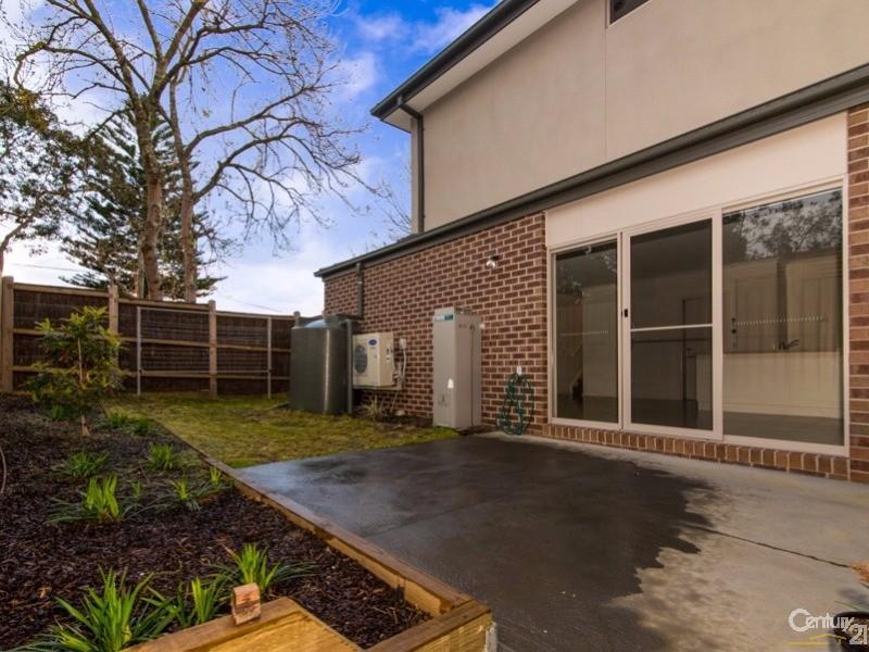 1/4 Elizabeth Court, Ringwood East - Townhouse for Rent in Ringwood East