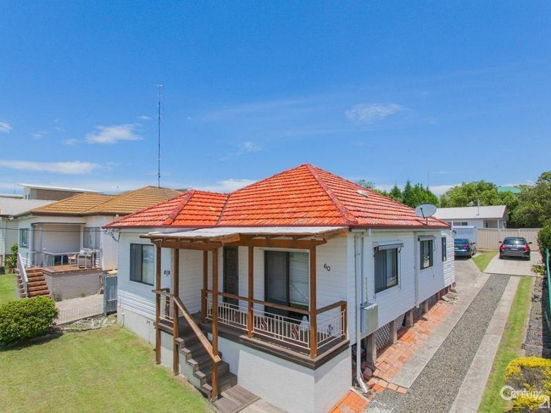 Front of House - 60/ 60A James Street, Charlestown - House for Sale in Charlestown