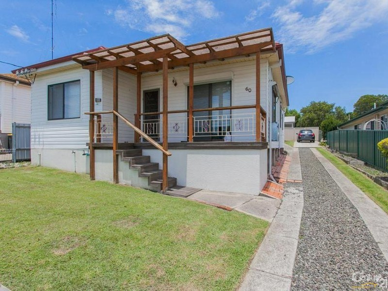 House - Front - 60/ 60A James Street, Charlestown - House for Sale in Charlestown